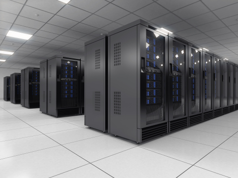 Dallas Data Center (Photo: Business Wire)