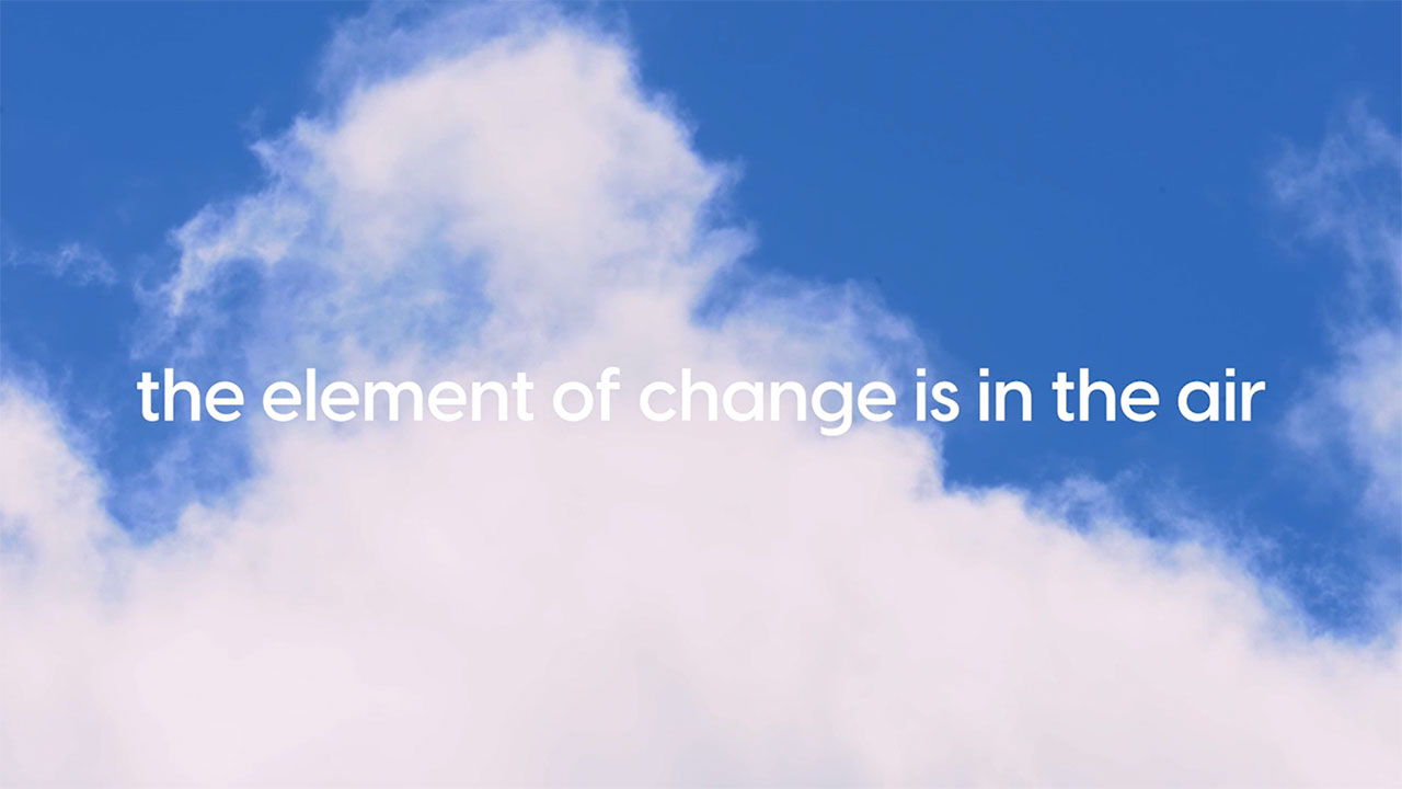 The Element of Change