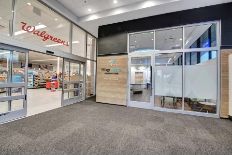 Village Medical at Walgreens practice. (Photo: Business Wire)