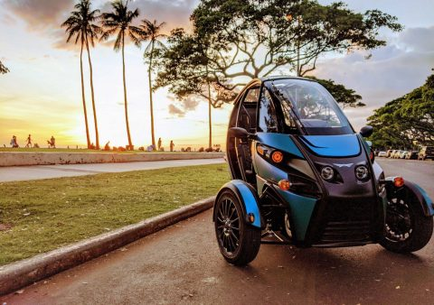 Florida, Hawaii, and Louisiana are the latest states to reclassify driving requirements for next-generation autocycles such as those made by Arcimoto, removing the need for a motorcycle endorsement and allowing drivers to operate the FUV, Rapid Responder, and Deliverator with a standard driver's license. (Photo: Arcimoto)
