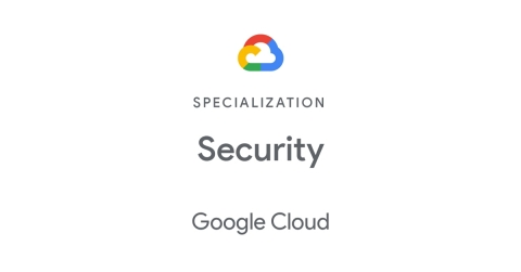 Logo: Google Cloud Specialization - Security (Photo: Business Wire)