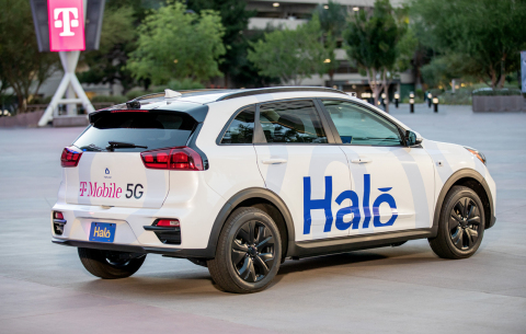 Halo Car (Photo: Business Wire)