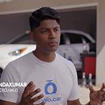 Halo y Las Vegas lanzan servicio de vehículos sin conductor impulsado por la red 5G de T‑Mobile