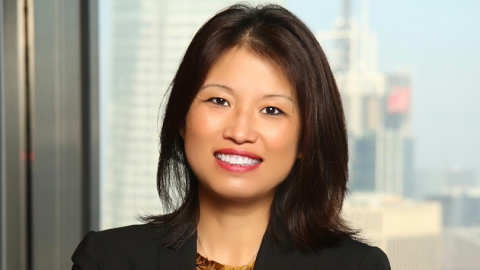 Headshot of Bei Ling (Photo: Wells Fargo)