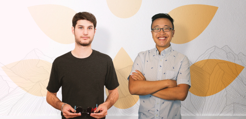 Rootly executives: Quentin Rousseau, co-founder and CEO, and JJ Tang, co-founder and COO (Photo: Business Wire)
