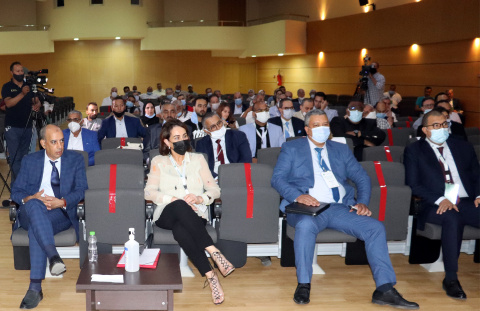 Side of the audience at the Diana Holding Group Berkane Conference  (Photo: Diana Holding)