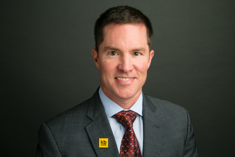 KB Home Names Robert McGibney as Co-Chief Operating Officer (Photo: Business Wire)