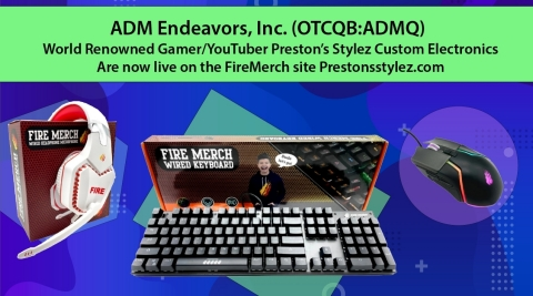 Prestonsstylez New Custom Electronics (Photo: Business Wire)