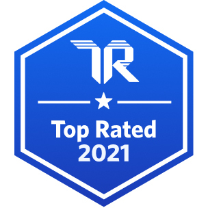 ON24 wins Top-Rated Award based on customer reviews and ratings, ranking high in customer satisfaction and likelihood to recommend. (Graphic: Business Wire)