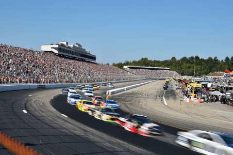project44's first NASCAR debuts its NASCAR sponsorship on Sunday, July 18th at the Foxwoods Resort Casino 301 (Photo: Business Wire)