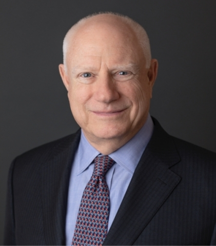 Jim Herbert, Founder, Chairman and Co-CEO, First Republic Bank (Photo: Business Wire)