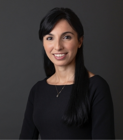 Hafize Gaye Erkan, Co-CEO, First Republic Bank (Photo: Business Wire)
