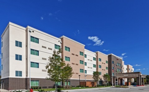 The Courtyard by Marriott Houston I-10 West/Park Row (Photo: Business Wire)