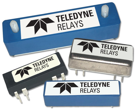 Teledyne Relays Reed Relays Family (Photo: Business Wire)