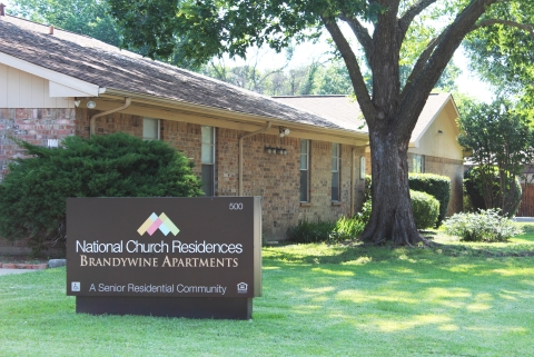 FTK Construction Services was awarded the rehabilitation contract for Brandywine Apartments, an affordable senior housing community in Richardson, TX. (Photo: Business Wire)