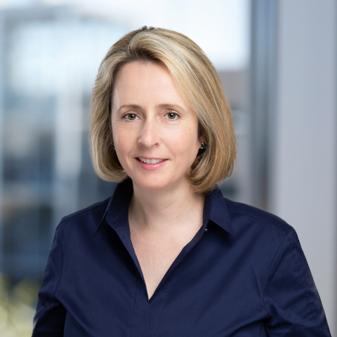 Sharon Morriss, PhD, Lung Therapeutics Senior Vice President of Clinical Development (Photo: Business Wire)