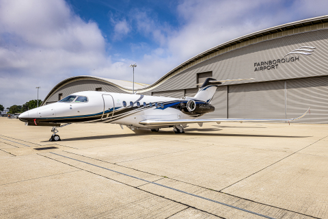 Textron Aviation announced its flagship Cessna Citation Longitude super-midsize business jet has achieved certification from the European Aviation Safety Agency (EASA). This clears the way for customer deliveries to begin in the region. (Photo: Business Wire)