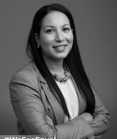 Jamila Belabidi, Purchases Director, Global Women Economic Empowerment & Global Innovation (Photo: WEA)
