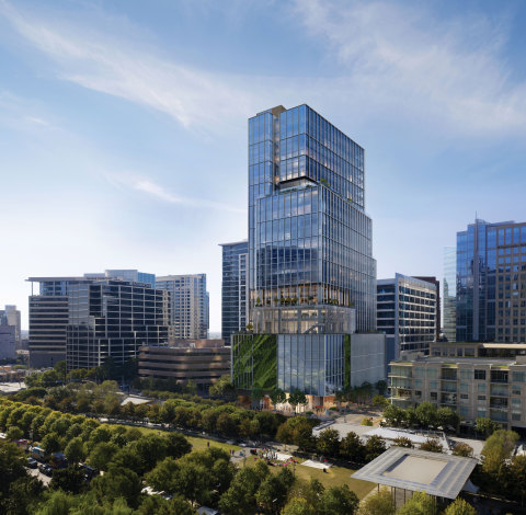KDC's Parkside Uptown in Dallas, Texas (Photo: Business Wire)