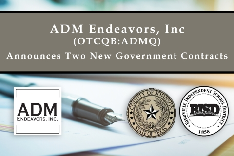ADMQ New Contracts (Photo: Business Wire)