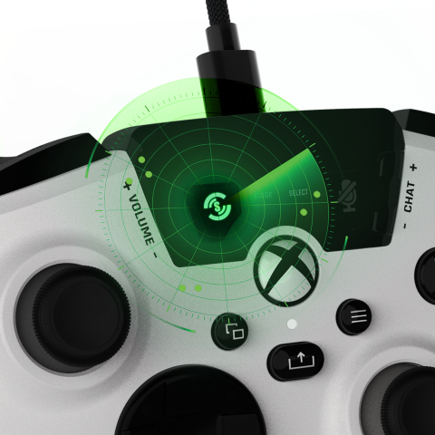 The Recon Controller offers gamers on Xbox Turtle Beach's exclusive audio technologies, including Superhuman Hearing which provides a competitive advantage by improving key in-game sounds like approaching enemy footsteps, nearby weapon reloads, and more. Reserve your Recon Controller today by pre-ordering from www.turtlebeach.com or participating retailers. MSRP $59.95 (Photo: Business Wire)