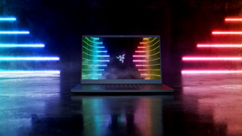 With the inclusion of the i9-11900H processor, packed with eight cores and 16 threads, the Blade 17 reaches new levels of performance that were previously unheard of in an Intel-based Razer Blade. (Photo: Business Wire)