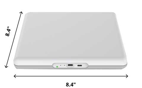 WattUp® 5.5W Active Energy Harvesting Transmitter (Photo: Business Wire)