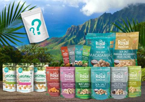 New product joins the Royal Hawaiian Orchards family (Graphic: Business Wire)