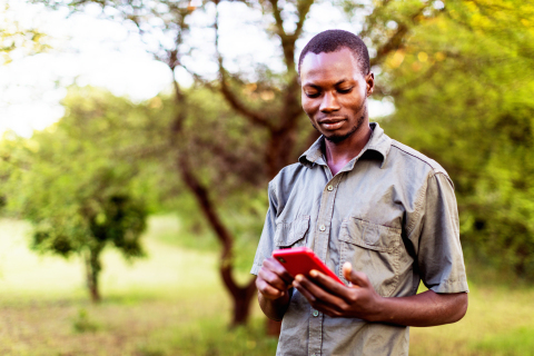 iSAT Africa and SES Networks to Provide Reliable 4G Services in East Africa via O3b mPOWER (Photo: Business Wire)