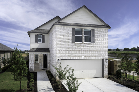 KB Home announces the grand opening of Maple Creek, a new-home community in Georgetown, Texas. (Photo: Business Wire)
