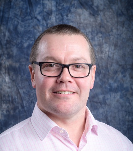 BlackSky Vice President of International Business Development, Andy Stephenson. Photo courtesy of Andy Stephenson.