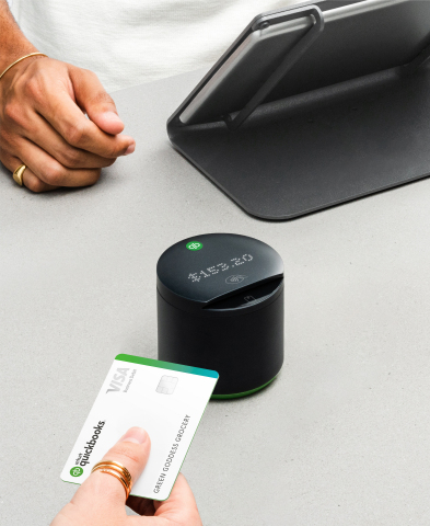 QuickBooks Power Stand (Photo: Business Wire)