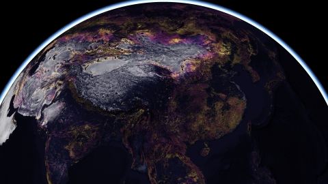 Esri releases 2050 Global Land Cover map (Photo: Business Wire)