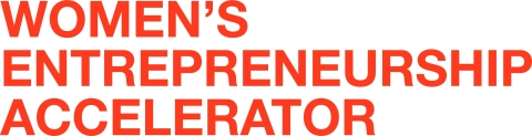 Logo of Women's Entrepreneurship Accelerator (Graphic: WEA)