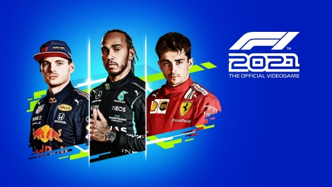 F1 2021 - OUT NOW (Photo: Business Wire)