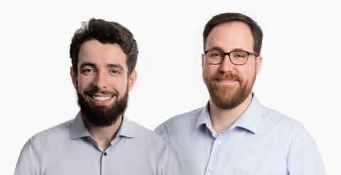 Wunderflats founders Jan Hase and Arkadi Jampolski (Photo: Business Wire)