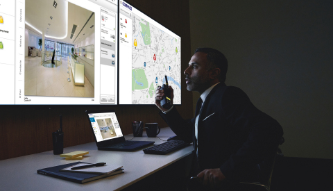 Compass Decision Management System™ (Compass), from Motorola Solutions (Photo: Business Wire)