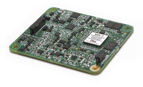 Masimo MX-7™ rainbow SET® Technology Board (Photo: Business Wire)