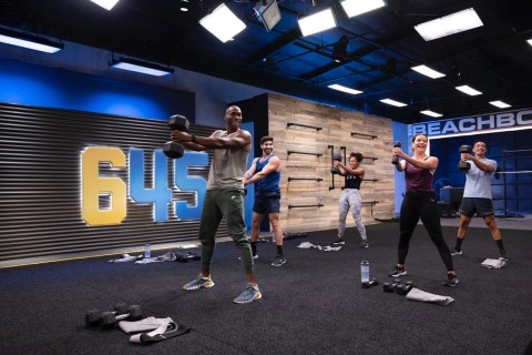 Now available from Beachbody On Demand Amoila Cesar's new program 645 taps into training techniques he has used with celebrity and pro athletes to create significant performance gains while preventing injury. Learn more at BeachbodyOnDemand.com (Photo: Business Wire)