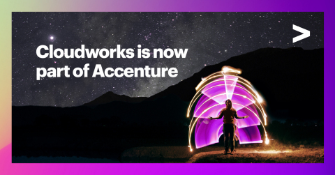 Cloudworks is now part of Accenture (Photo: Business Wire)