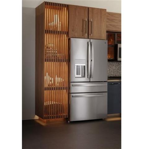 4 Door Profile Refrigerator (Photo: GE Appliances, a Haier company)