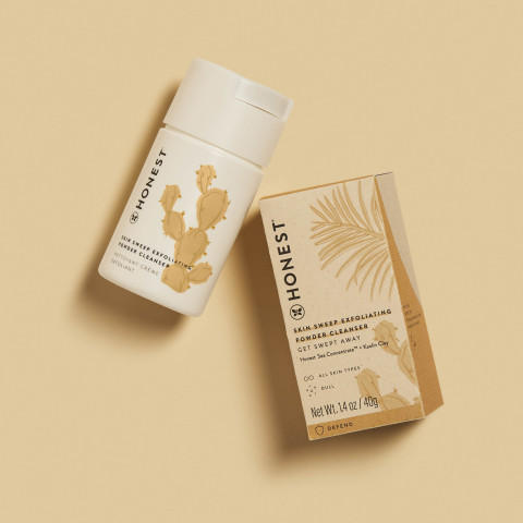 The Honest Company debuts new Daily Defense Collection as part of company's new sustainable packaging initiative for Honest Beauty. (Photo: Business Wire)