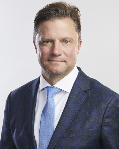 Hyosung America has named Brad Nolan as its new Executive Vice President and Chief Marketing Officer. (Photo: Business Wire)
