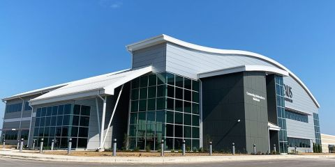 Nexus Pharmaceuticals Manufacturing Facility in Pleasant Prairie, Wisconsin (Photo: Business Wire)