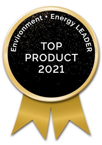 """Environment + Energy Leader """"Top Product 2021"""" Award for EnFocus™ and Suncycle™ LED lighting solutions (Graphic: Business Wire)."""