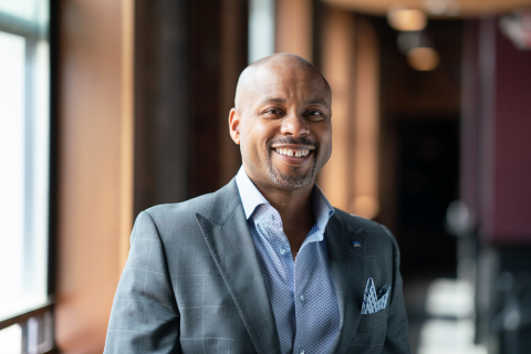 Marques McCammon, Global Managing Director, Automotive & Industrial (Photo: Business Wire)