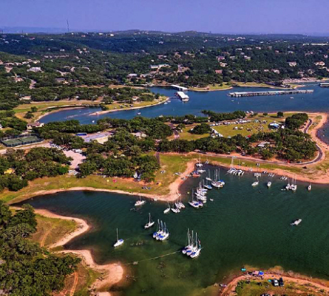 SGB Development Corp. Issues Real Estate Lien Note on Lago Vista Site. (Photo: Business Wire)