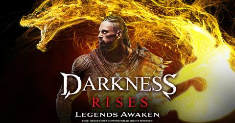 Legends Awaken in Darkness Rises Third Anniversary Update (Graphic: Business Wire)
