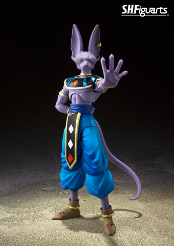 S.H.Figuarts BEERUS -Event Exclusive Color Edition- (Photo: Business Wire)
