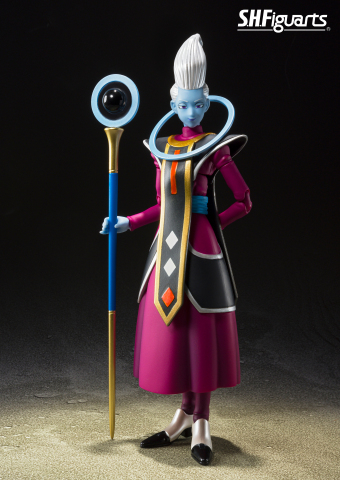 S.H.Figuarts WHIS -Event Exclusive Color Edition- (Photo: Business Wire)